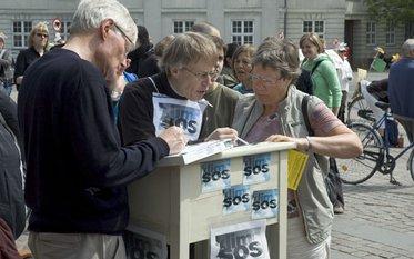 17. maj 2008 Klimademo i København