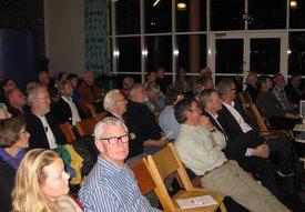 Offentligt møde i Svendborg november 2010 Emne: Oversvømmelser - klimatilpasning - EU's klimapolitik